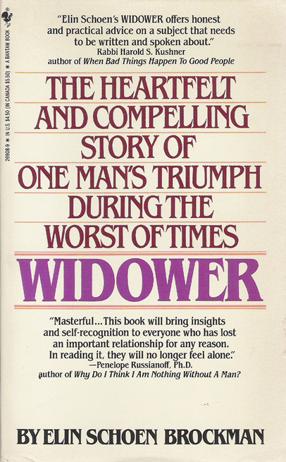 Book Cover: Widower
